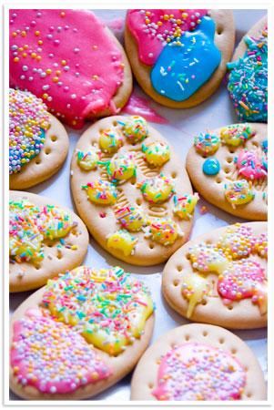 Easy Easter cookies!