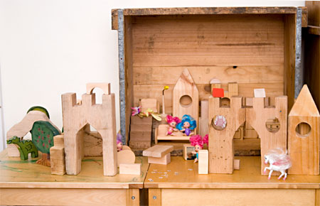 Imaginative Play - Fairy Castle