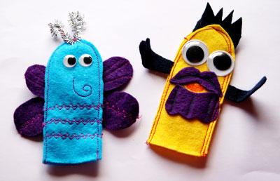 Bobo puppet