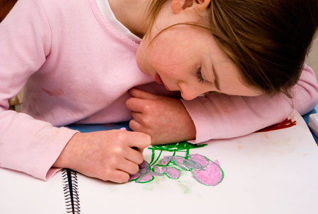 Ten Kid's Activities to Practice Fine Motor Control