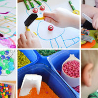 Ten Easy Activities to Practice Fine Motor Skills