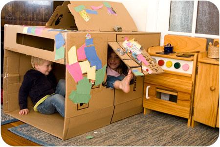 Box Cubby Fun