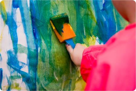 activities for children painting