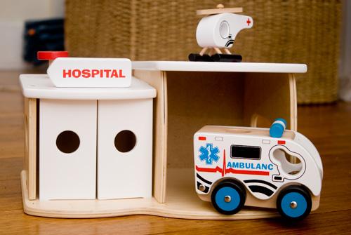 Hospital Play