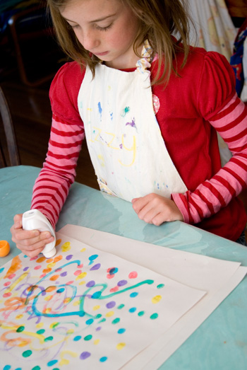 Say Yes to Painting – Dot Paints.