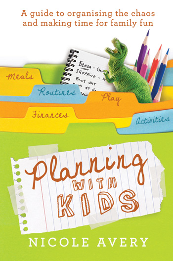 Planning With Kids Book