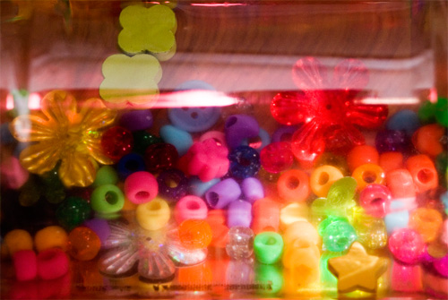 Activities for Babies – Sparkle Bottle.