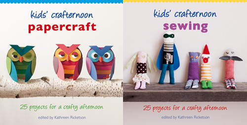 Kids' Crafternoon Books