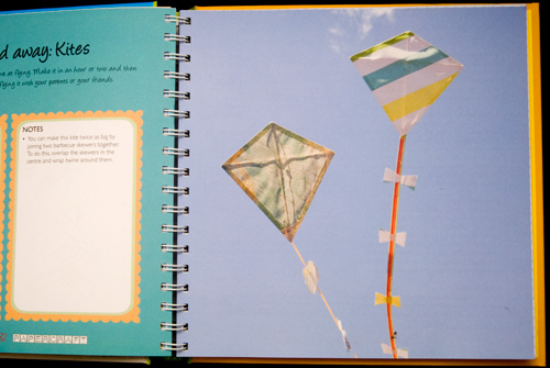 kids crafternoon papre crafts kite