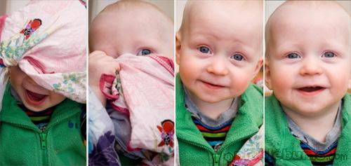 Baby Play – Peek-a-boo!