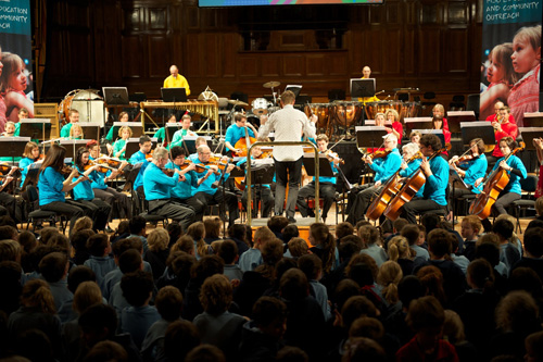MSO kids orchestra events Melbourne