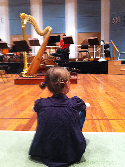 Music and Movement with the Melbourne Symphony Orchestra!