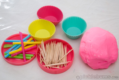 flourless play dough