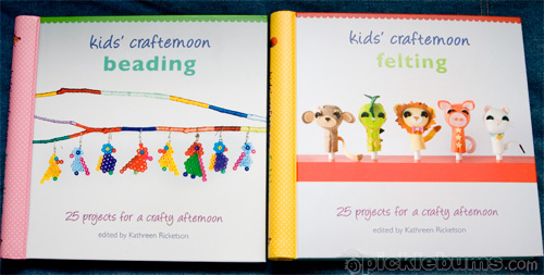 kids crafternoon books