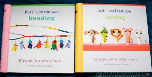 kids crafternoon books