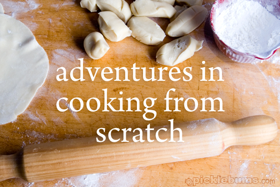 adventures in cooking from scratch