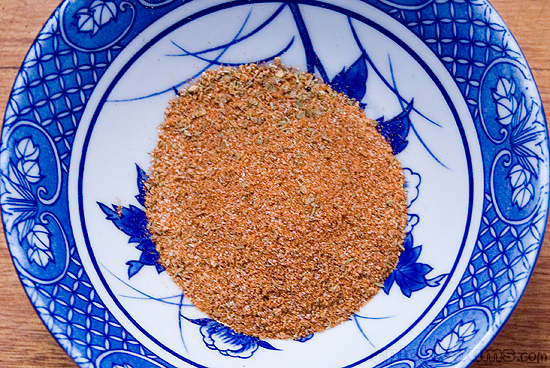 home made taco seasoning recipe