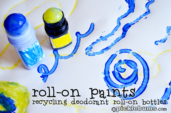 roll-on painting