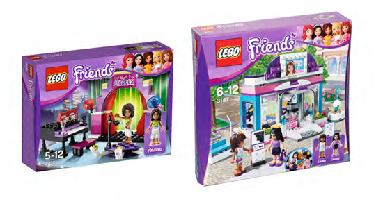 Lego Friends Prize Pack