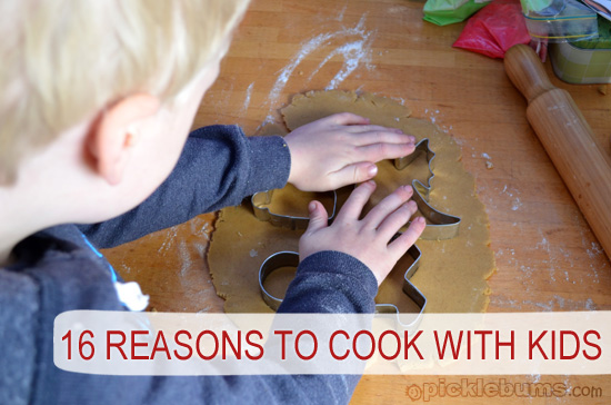 cook with your kids