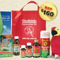 Bosistos prize pack