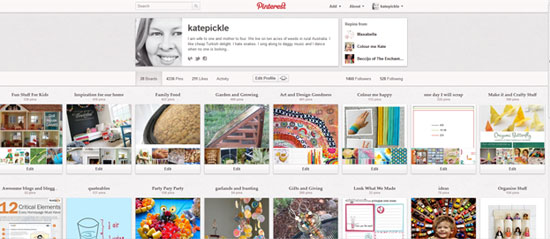 pinterest katepickle