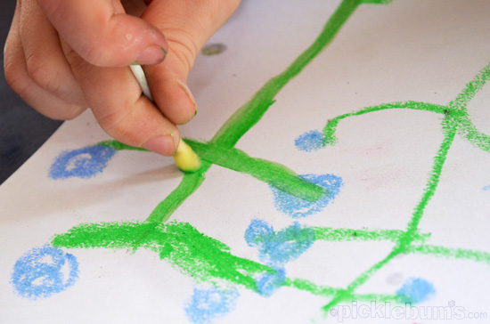 how to use oil pastels pdf