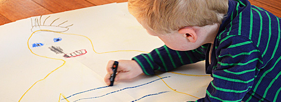 Ten Awesome Drawing Ideas for Kids
