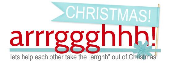 arrghh christmas