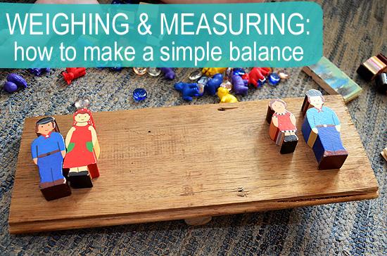 how to make a balance