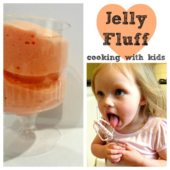 Jelly Fluff Recipe