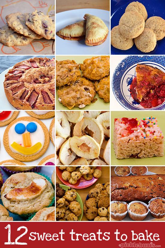 Twelve Sweet Treats to Bake.