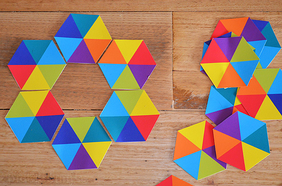 hexi cards