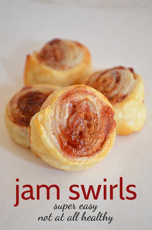 jam swirls