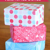 print and fold boxes