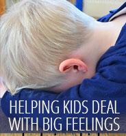 Parenting posts - Big Feelings