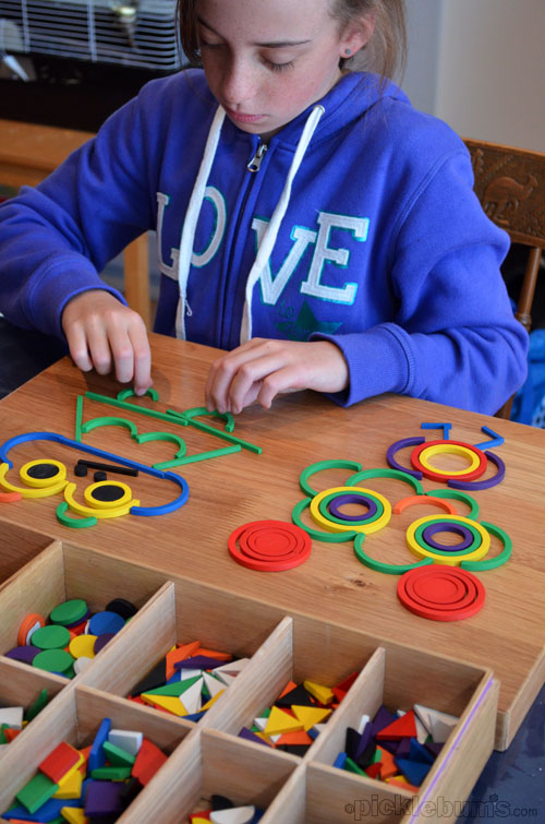 Making Maths Real - Spielgaben toy review