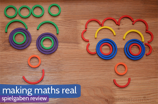 Making Maths Real - Speilgaben toy review