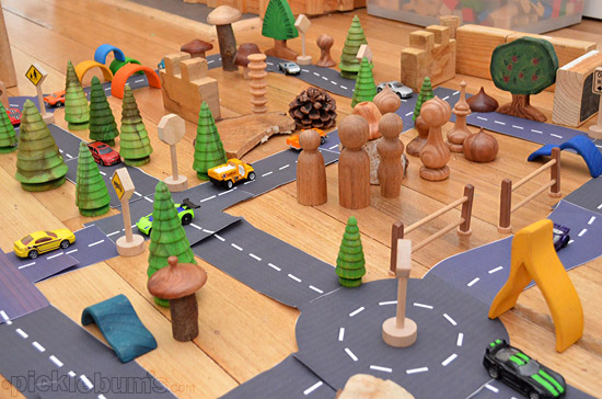 Printable Roads For Awesome Imaginative Play Picklebums