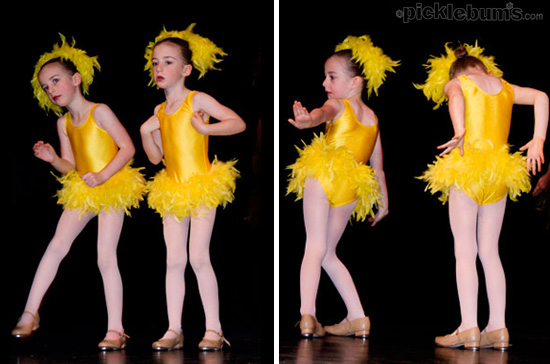 Why I'm OK with my girls failing their tap exam - building resilience and confidence in kids