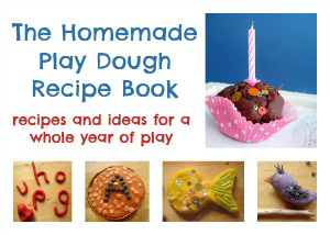 Nurture Store - Homemade Play Dough Recipe Book