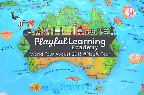 How do you play? - Playful Learning's World Tour