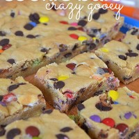 crazy gooey cookie bars... so bad but so good!