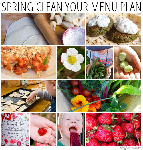 Spring Clean your Men plan