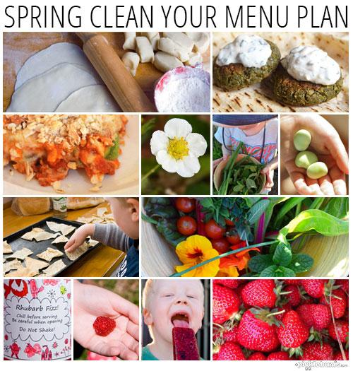 Spring Clean your Men plan