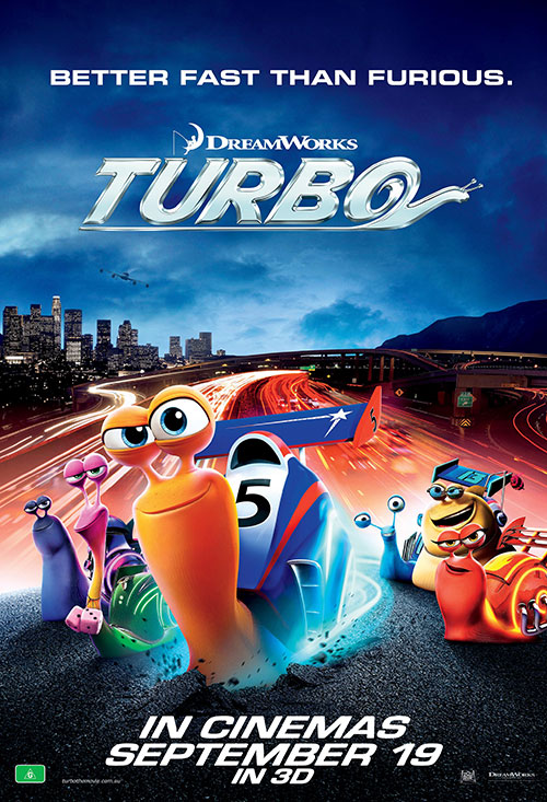 Turbo -better fast than furious