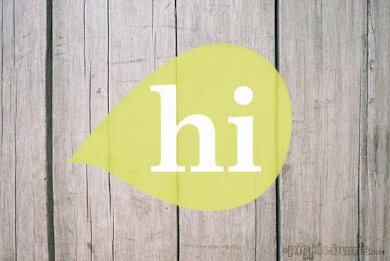say hi.com