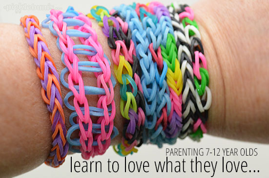"""""""Learn to love what they love"""" The best advice for parenting older kids."""