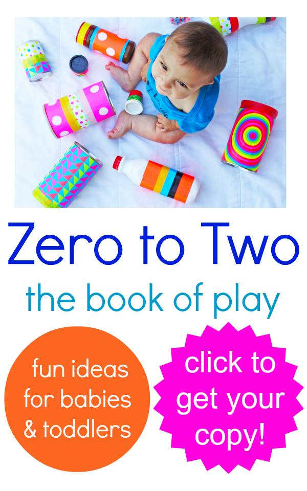 Zero to Two - the book of play - get your copy