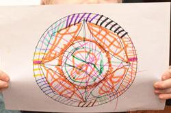 20+ Drawing Ideas and Activities - drawing mandalas
